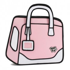2D Bag - The Natty Style Hand Bag