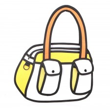2D Bag - Bonjour! Carry Bag