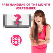 Win a Free Handbag! FREE HANDBAG OF THE MONTH #SEPTEMBER