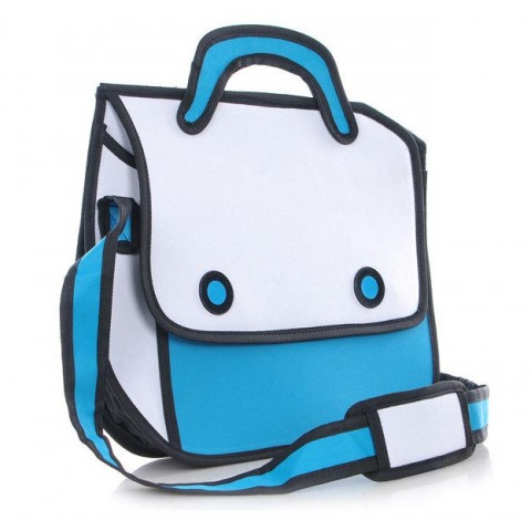 2D Bag - Play Hooky Sling Bag
