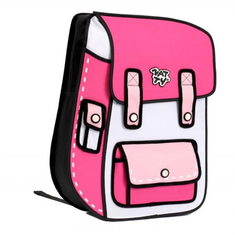2D Bag - Natty Backpack