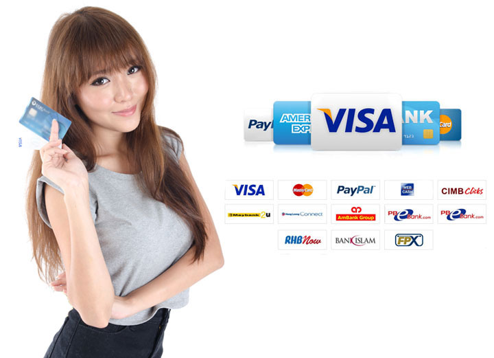 Payment Methods at BagBeg.com