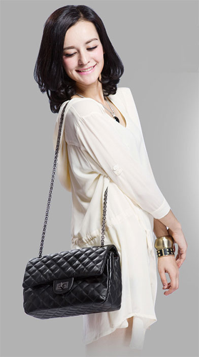 Suzianna Bag with Model